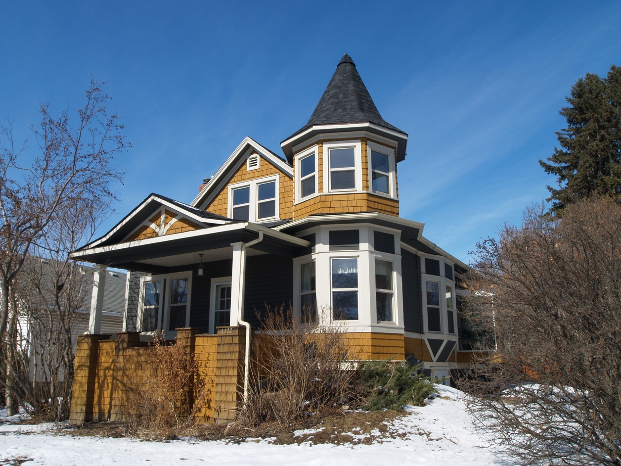 historic red deer home for sale